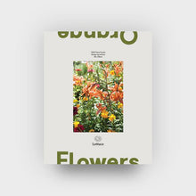 Load image into Gallery viewer, Puzzle Orange Flowers | Lettuce