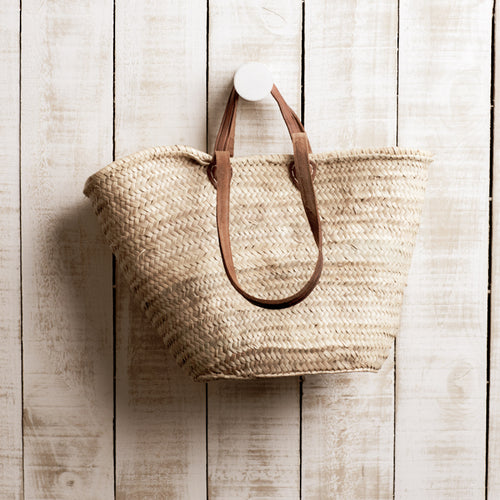 French Market Bag | Double Handled