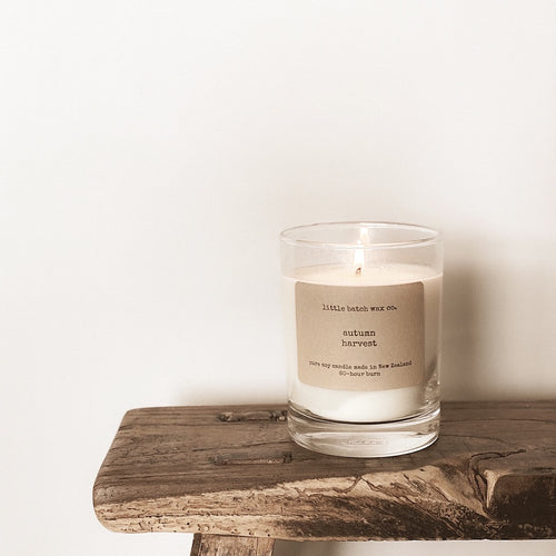 Autumn Harvest Candle | Little Batch Wax Co