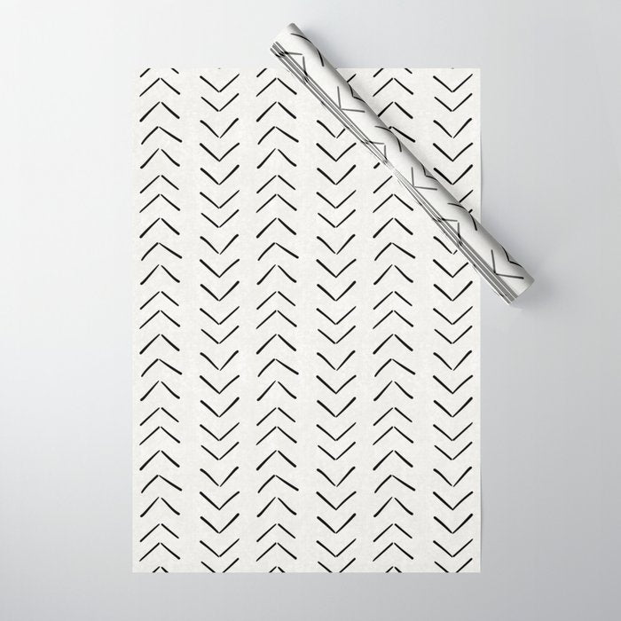 Wrapping Paper Sheet | Arrows