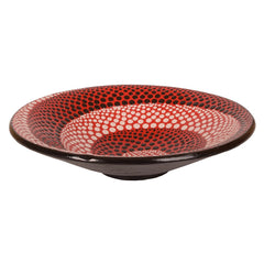 Terracotta Round Bowl Red