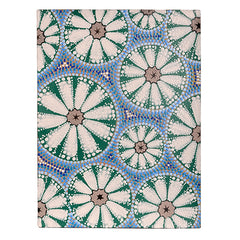 Canvas Blue Kina Wall Art