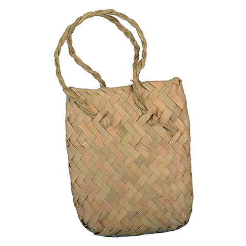10 Small Kete Bags