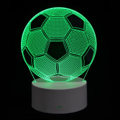 LNL002 green LED night light
