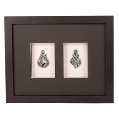 2 Opening Shadow Box - Paua