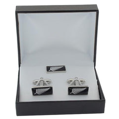 Cufflinks And Lapel Pin