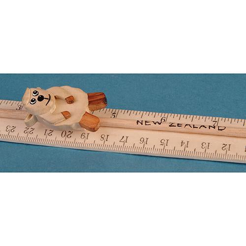Wooden Sheep Ruler