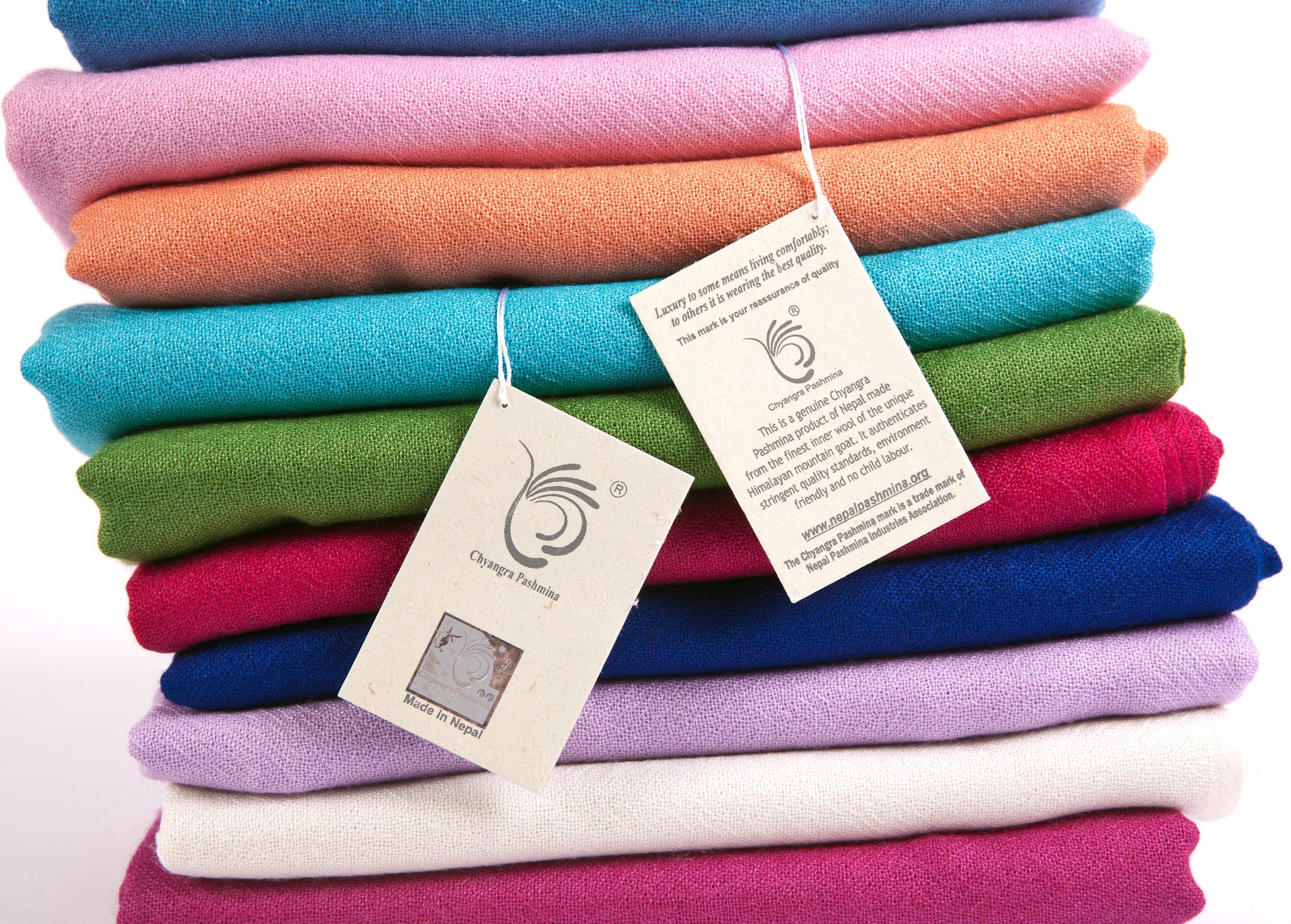 Why is real cashmere so expensive?