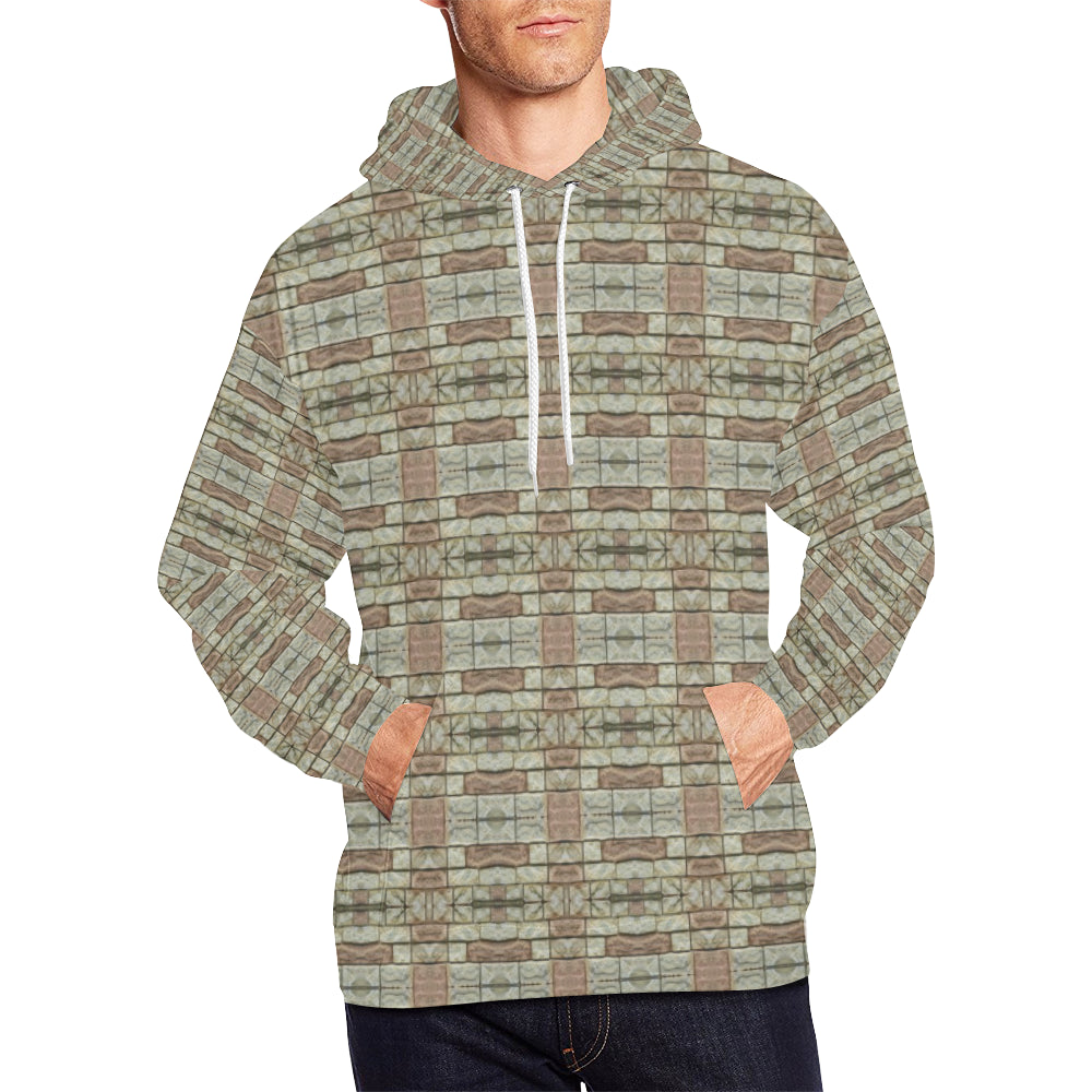 Men Soft-touch Hoodie S to 4XL By ChuArts