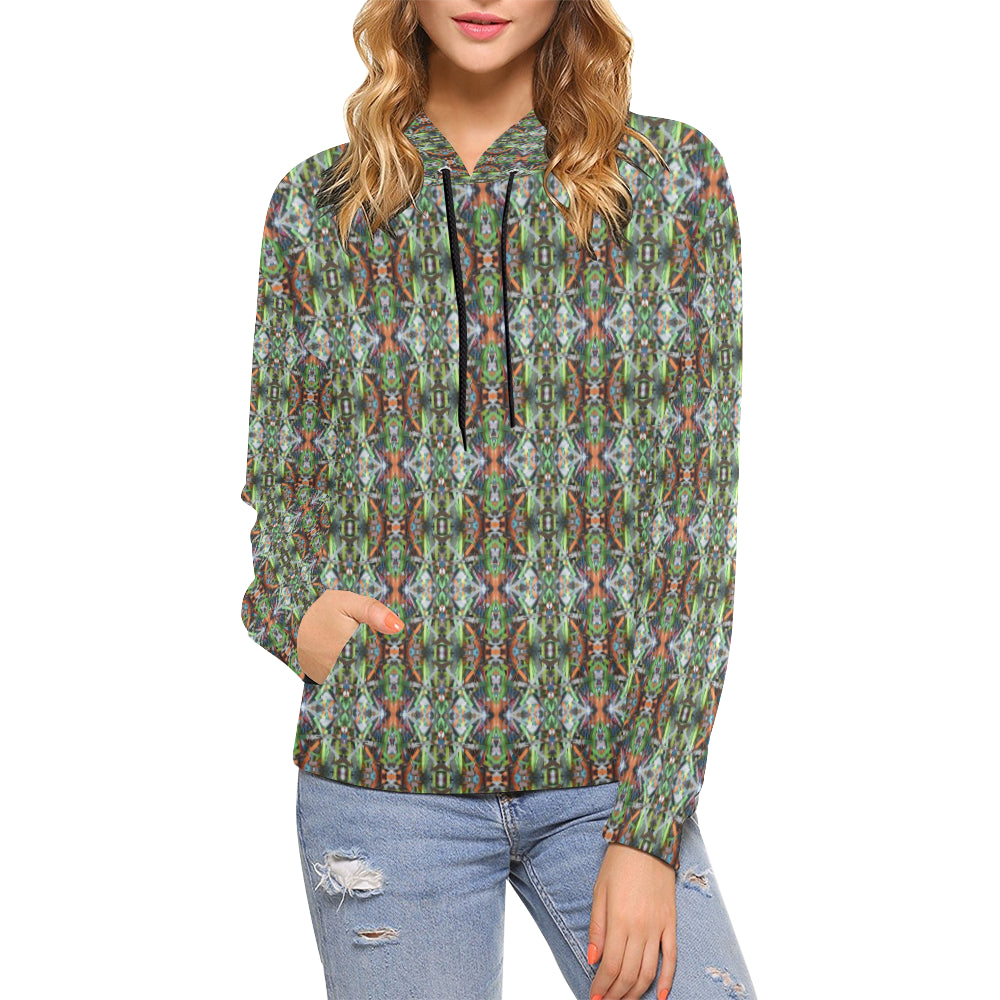 ChuArts Women Hoodie Soft-touch sweatshirt Fabric