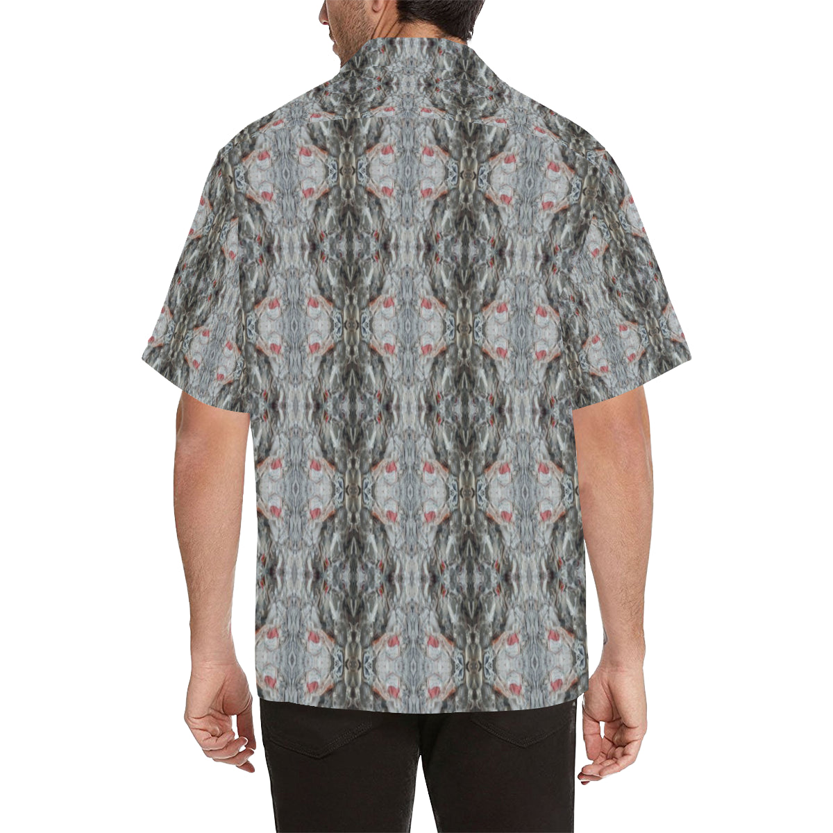 Men Hawaiian Shirt By ChuArts
