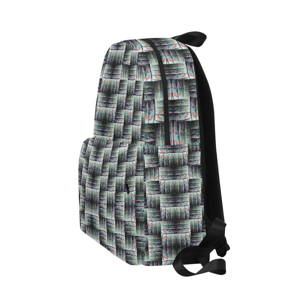 ChuArts All-Over Print Nylon Unisex Backpacks