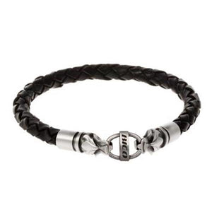 Bico Australia Jewelry - (CA15) Braided s. Braided s Are Available Black Leather