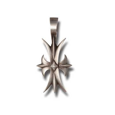 Bico Australia Jewelry - (E326) - Cross Ax