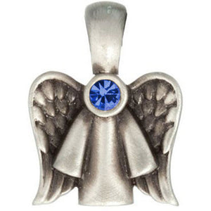 Bico Australia Jewelry - (MS7) Petite Angel Pendant
