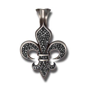 Bico Australia Jewelry - (PV2) -new Orleans Pendant, Spirit And Heart Overcome