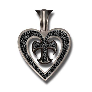 Bico Australia Jewelry - (PV4) -augusta Pendant, My Love Is My Strength