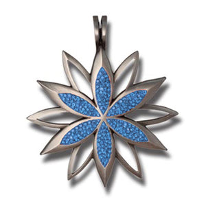 Bico Australia Jewelry - (PV9) -lilac Star Pendant, Living Life With Flair And Brilliance