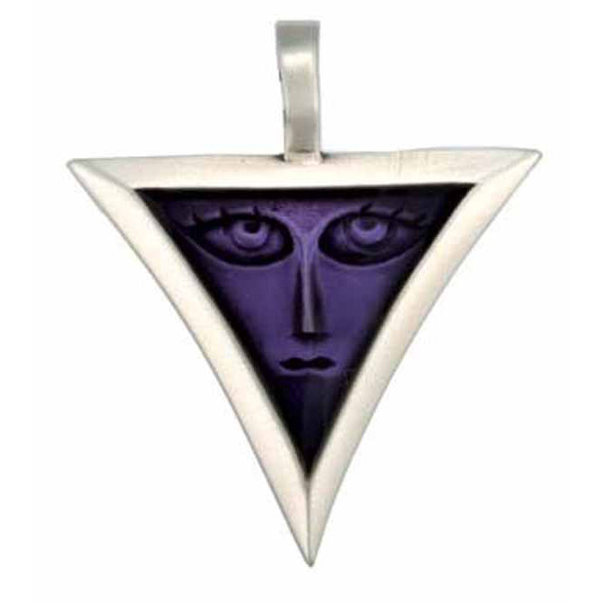 Bico Australia Jewelry - (B70) Visage 5 - Face Of Intensity