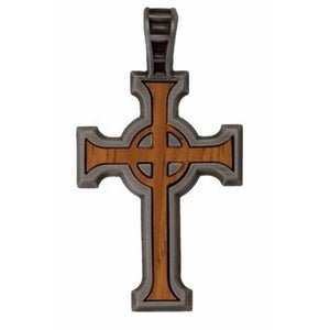 Bico Australia Jewelry - (EW16) Urban Cross - Faith In The Streets