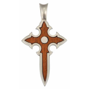Bico Australia Jewelry - (EW4) Noble Cross - Humble, Modest & True