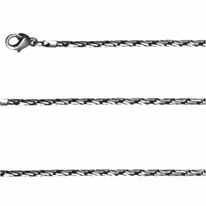 Bico Australia Jewelry -  (F28) Chain Necklace