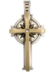 Bico Australia Jewelry - (TT9) Crucifis - Guided By Faith