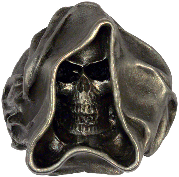 Bico Raw Pewter MAGE Spirit Ring (ARR4)