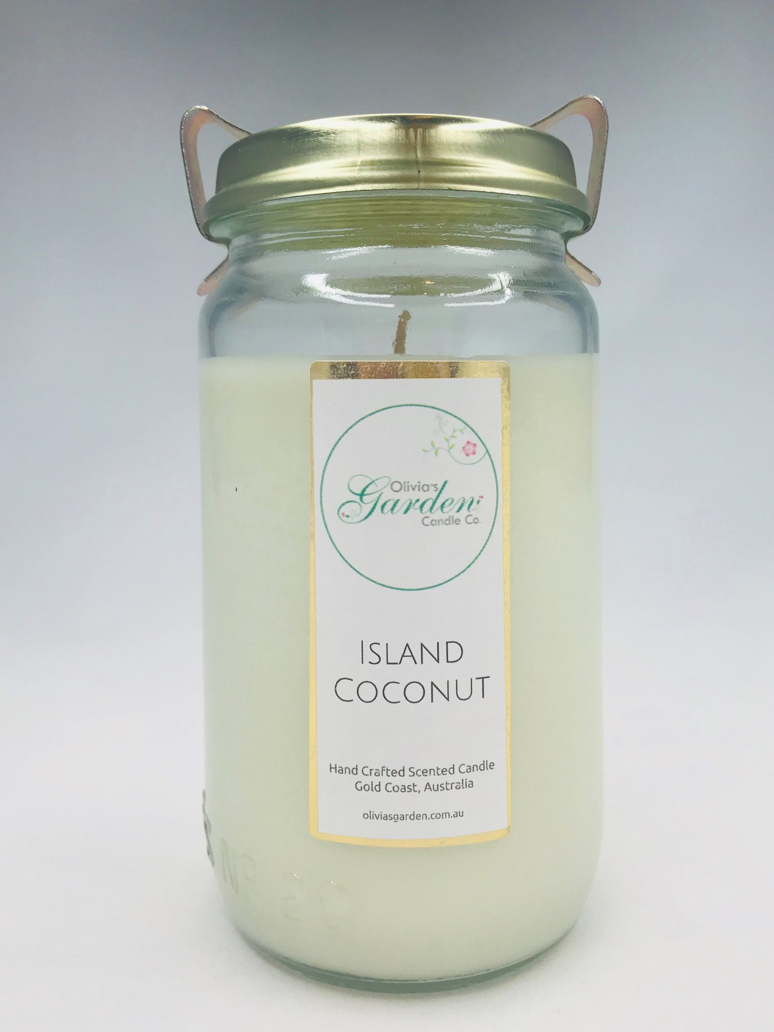 Island Coconut - Large