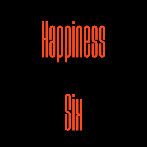 Happiness Six - The Beer Effect