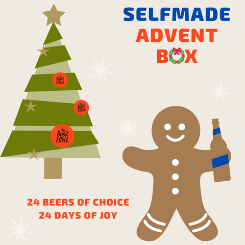 Advent Box - Do It Yourself Edition - The Beer Effect