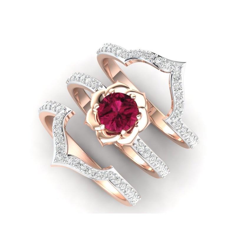 Rose Ring Splendor