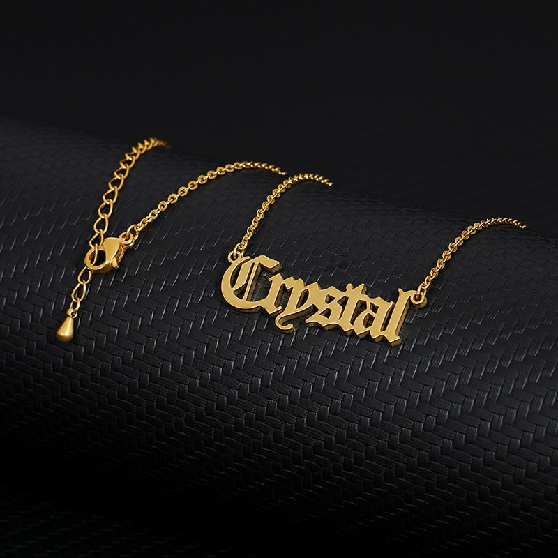 Custom Name Necklaces