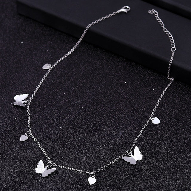 Butterfly Star Necklace