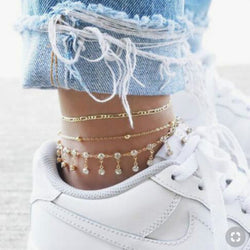 Jingle Anklet Set