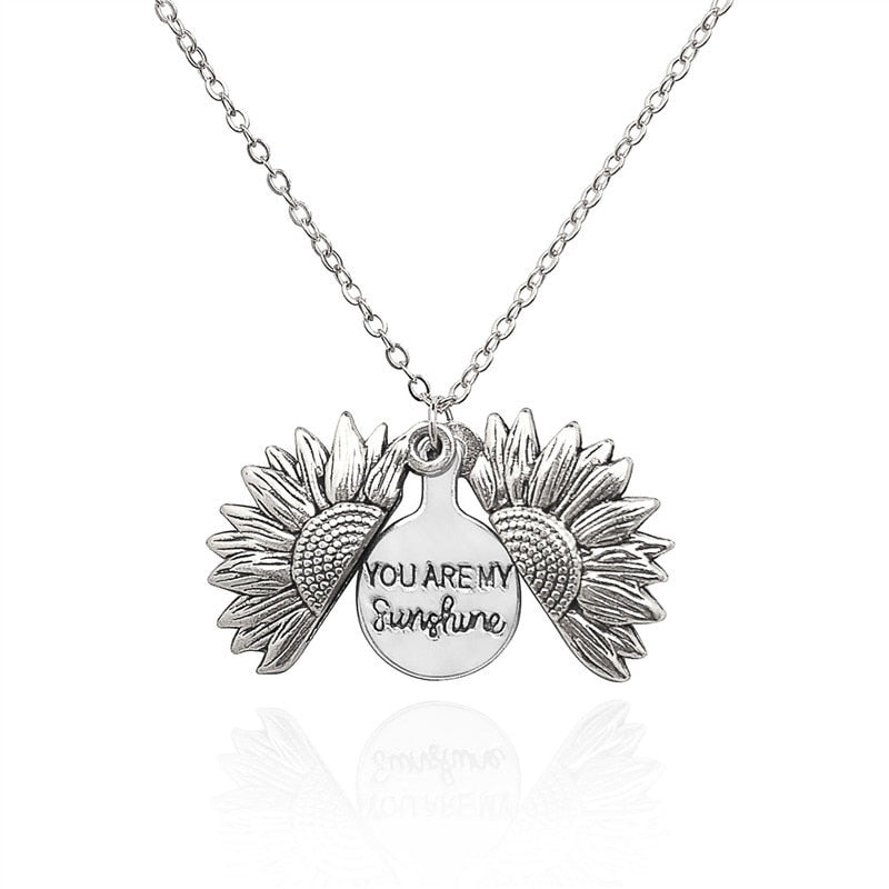 You're My Sunshine Necklace