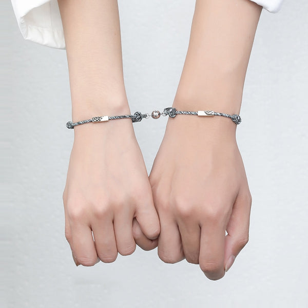 """Relationship Bracelets"" for Couples"