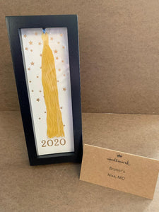 Graduation tassel holder