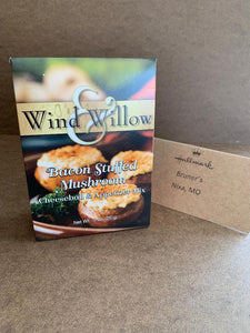 Wind&Willow Cheeseball Mix- Bacon Stuffed Mushroom