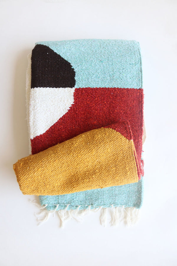The Capistrano Handwoven Blanket