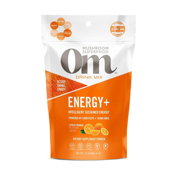 OM - COLD DRINK MIXES - 112G - ENERGY+, BEAUTY+, IMMUNITY+, BRAIN FUEL+