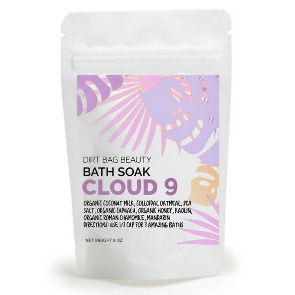 NEW- Cloud 9 Bath Soak 8oz.