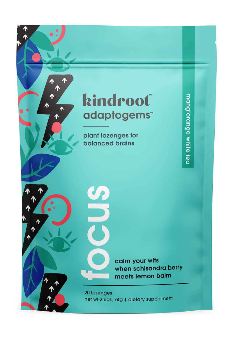 Adaptogems™ for Balanced Brains - Kindroot