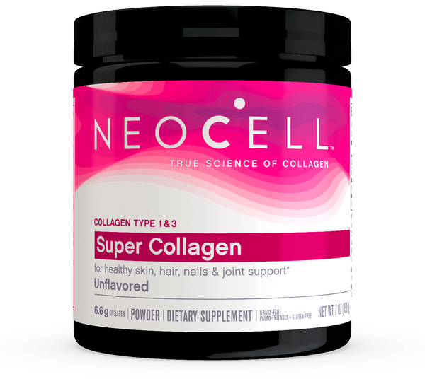 Neocell - Super Collagen Powder 7oz - Unflavored