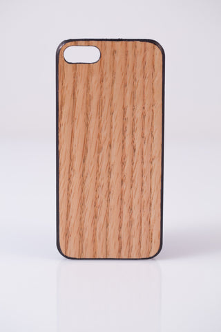 ASH SAPWOOD TIMBER iPHONE CASE