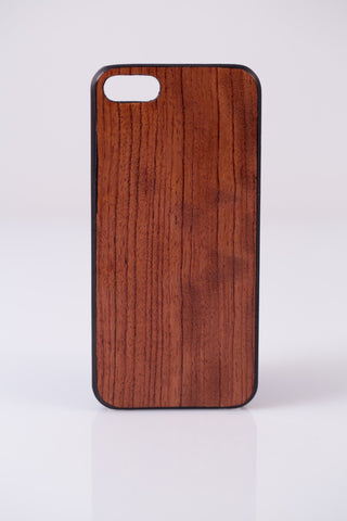 BURMESE IRONWOOD iPHONE CASE