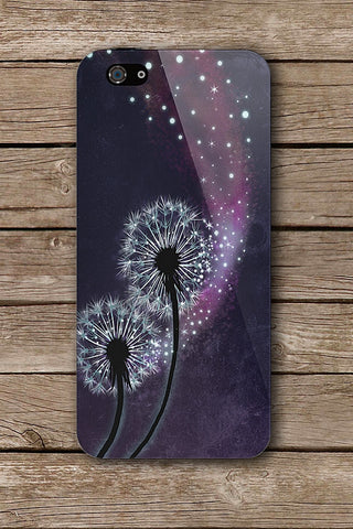 DANDELIONS iPHONE CASE BY YASSI