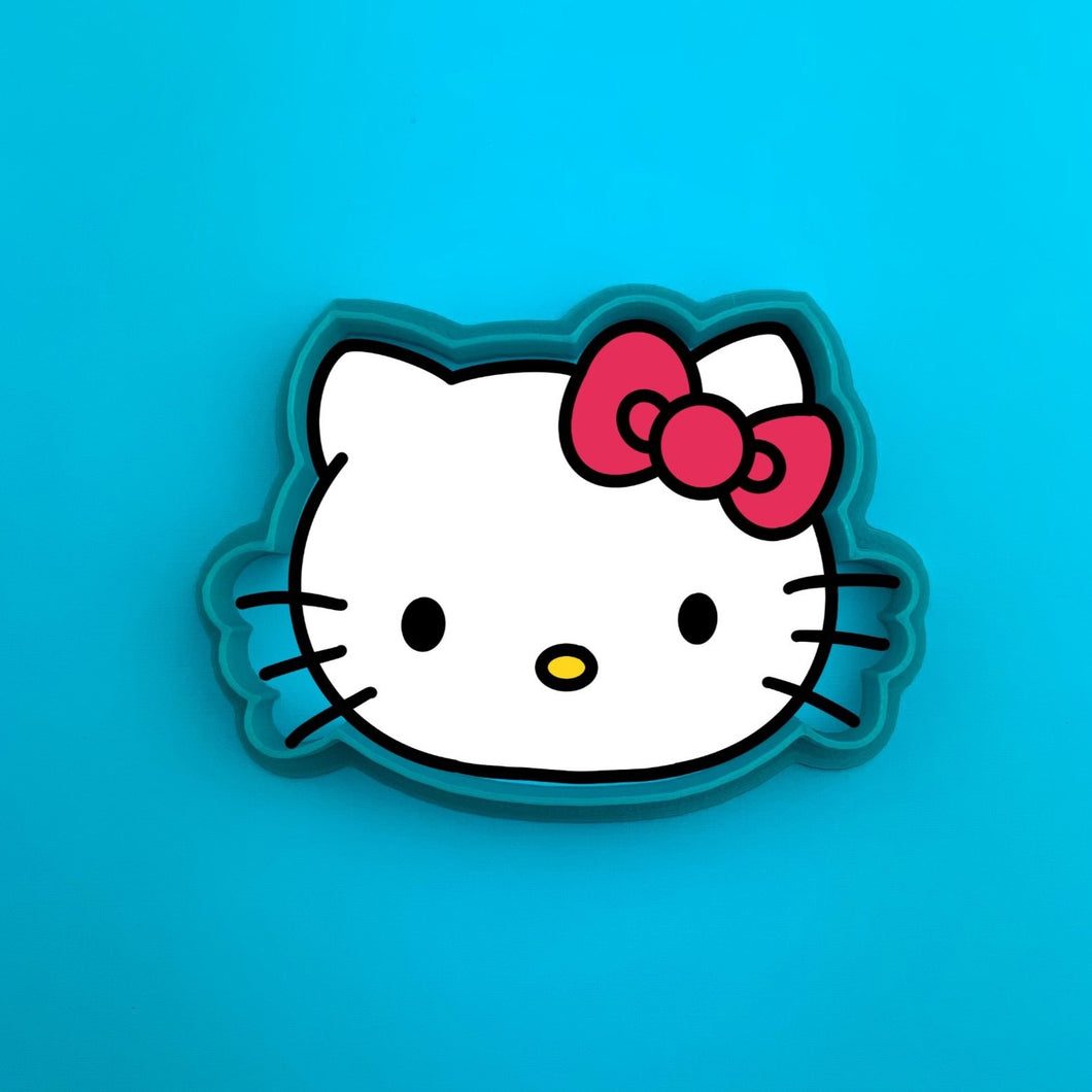 Cortador - Hello Kitty