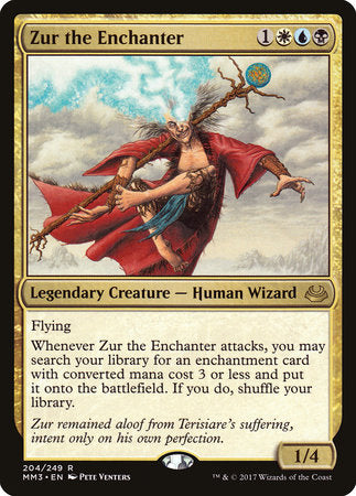 Zur the Enchanter [Modern Masters 2017] | OMG Games ON