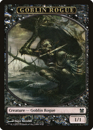 Goblin Rogue Token [Modern Masters Tokens] | OMG Games ON